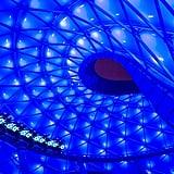 Disney World Tron Ride Construction