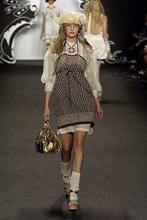 NY Fashion Week: Anna Sui