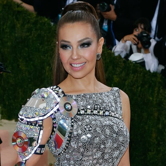 Thalia at Met Gala 2016