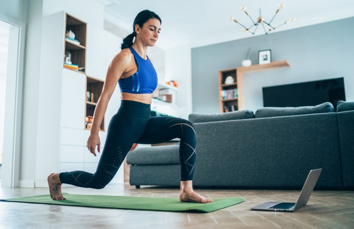 17 Quiet, At-Home Cardio Exercises That Trainers Recommend ...
