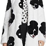 Alice + Olivia Kinsley Stace Face Coat