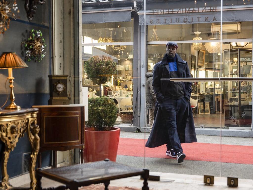 Lupin, Season 1
