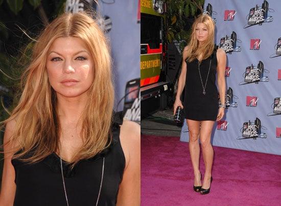 MTV Movie Awards: Fergie