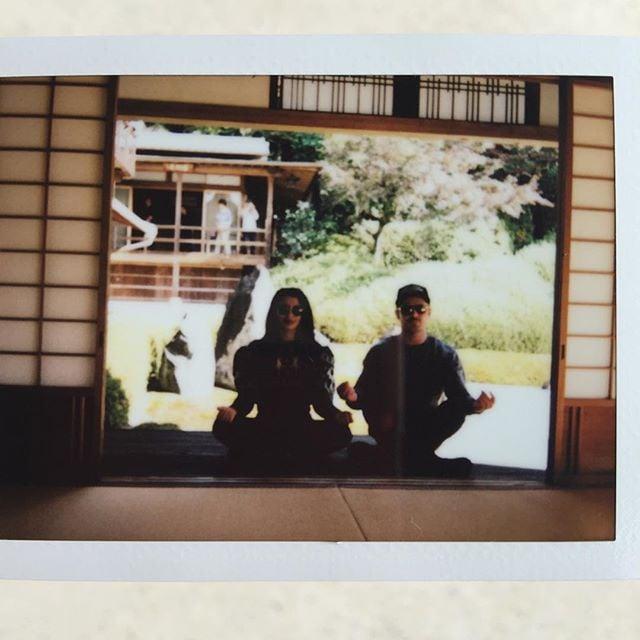 Zac Efron Sami Miro Japan Vacation Pictures Popsugar