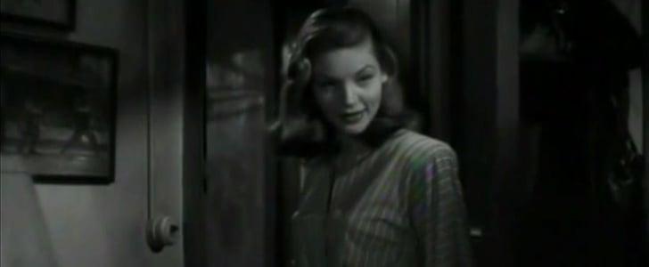 "Lauren Bacall and Humphrey Bogart's ""Whistle"" Scene | Video"