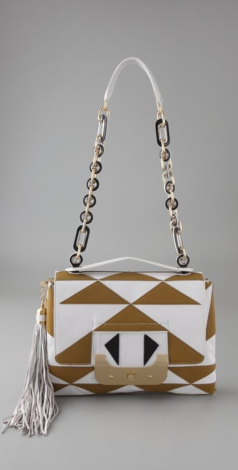 Diane Von Furstenberg Harper Triangle Day Bag ($647)