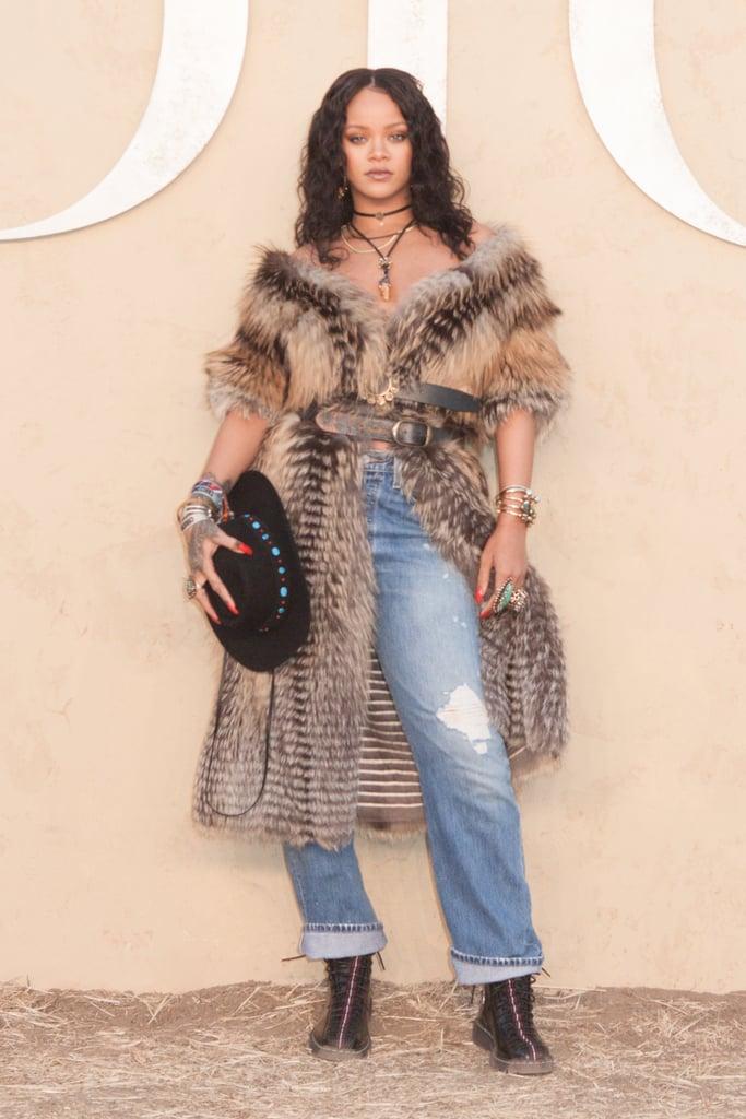 A-listers Like Rihanna Showed Up