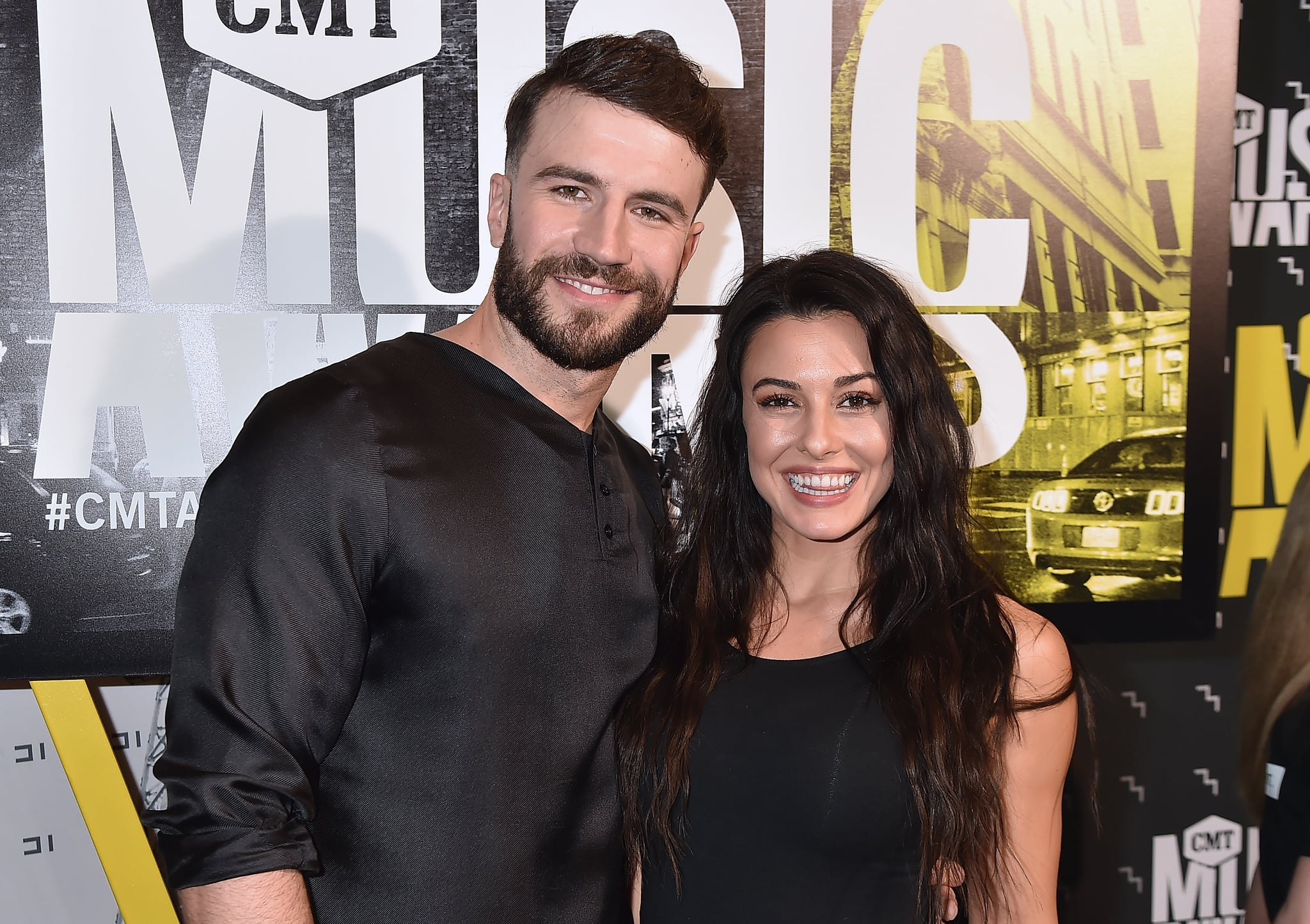 Sam hunt talks about getting his girlfriend back june 2017 sam hunt married his longtime love hannah lee fowler in april but like many other celebrity couples they actually suffered a split before making it m4hsunfo