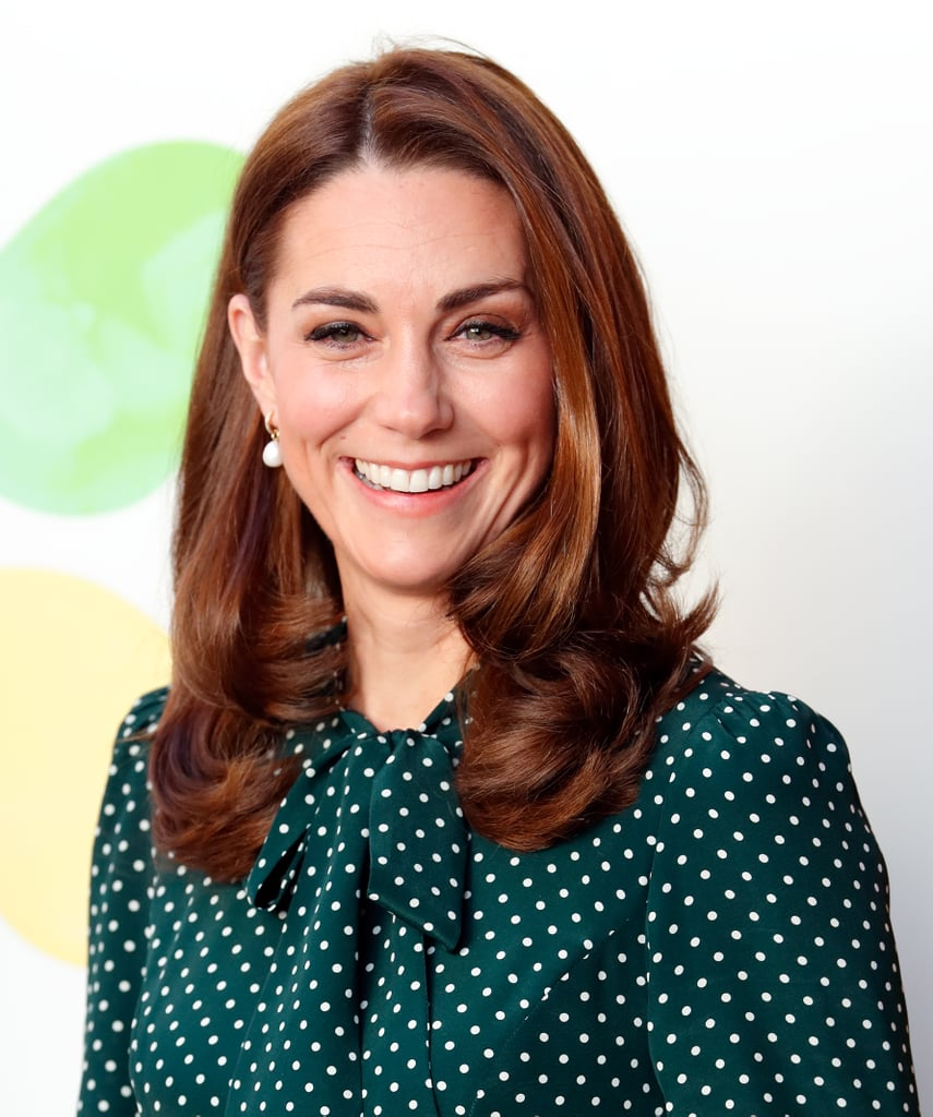 Kate Middleton's Best Hair 2018
