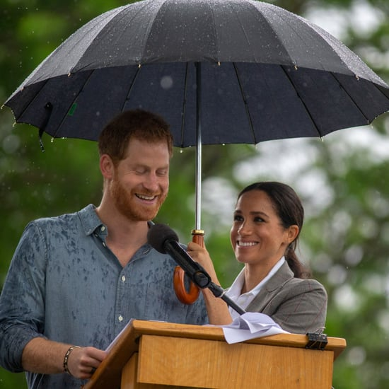 Prince Harry and Meghan Markle in Dubbo Photos