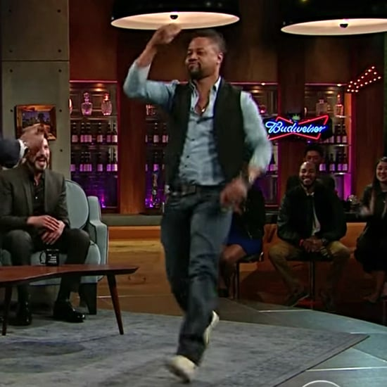 James Corden Cuba Gooding Jr. Dance The Late Late Show 2016