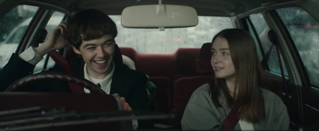 The End of the F***ing World Season 2 Blooper Reel Video