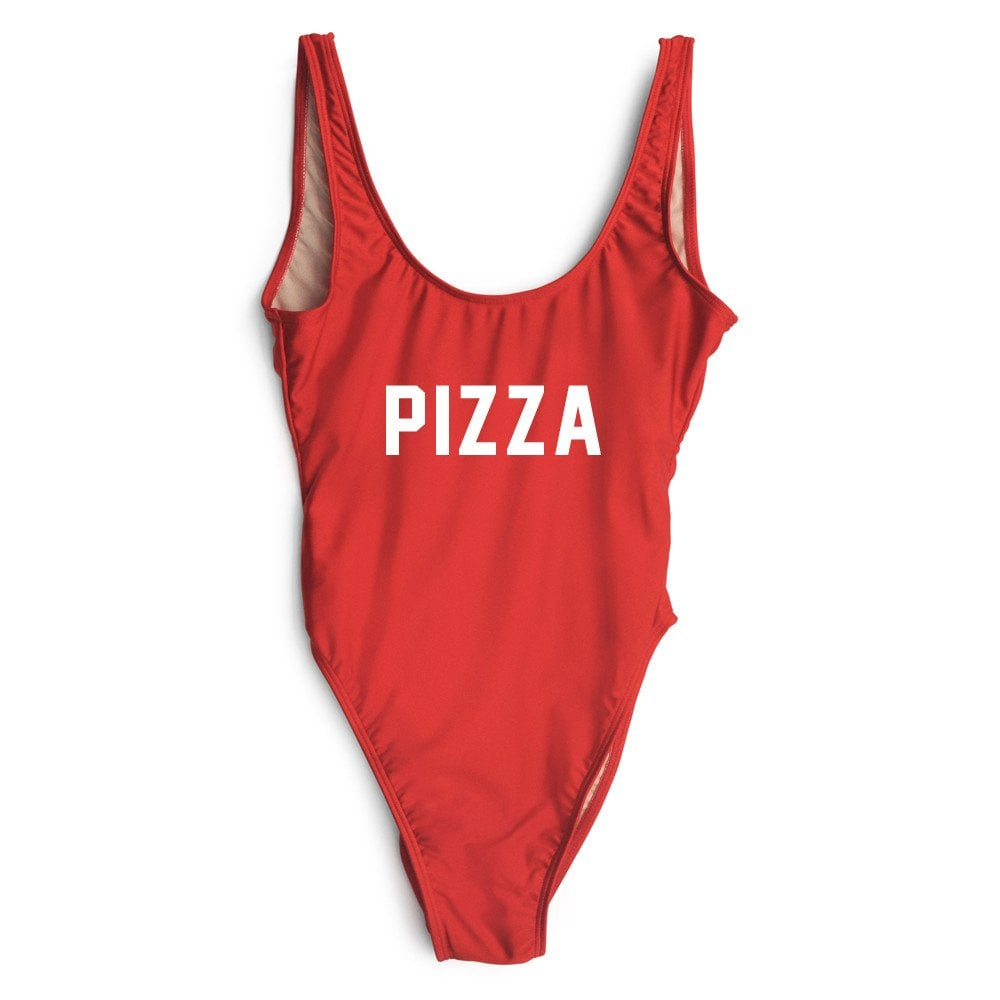 Private Party Pizza Swimsuit ($99)