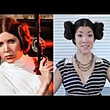 Princess Leia's Signature Buns