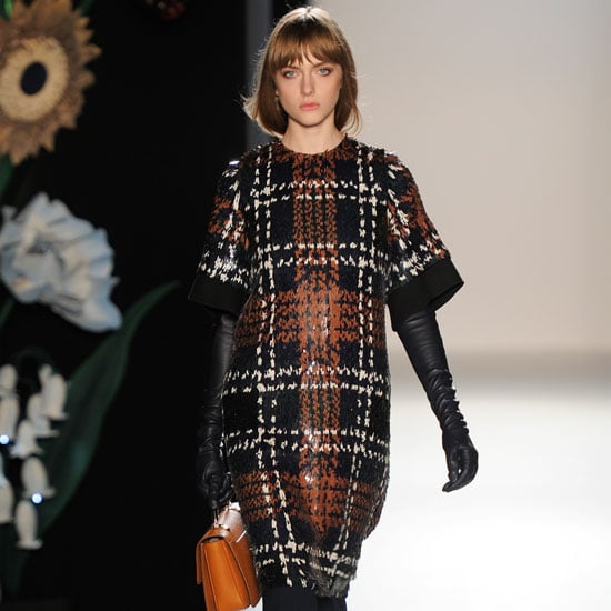 Mulberry Autumn Winter 2013 London Fashion Week Show Pics