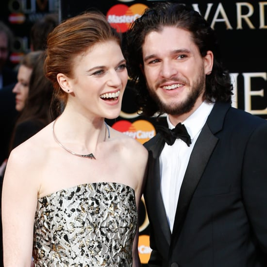 Kit Harington Talks About Falling in Love With Rose Leslie