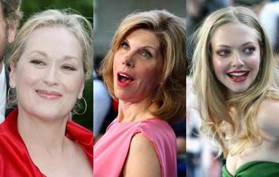 Tips for Blondes, like Meryl Streep and Amanda Seyfried in Mamma Mia Film