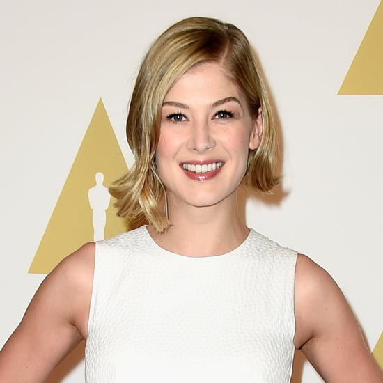 Rosamund Pike Thinks That Amy and Nick Both Got What They Deserve