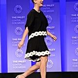 Kaley Cuoco Dress at Paley Center Honors | 2016