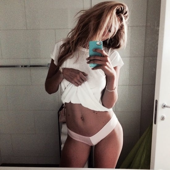 Gigi Hadid Sexy Instagrams
