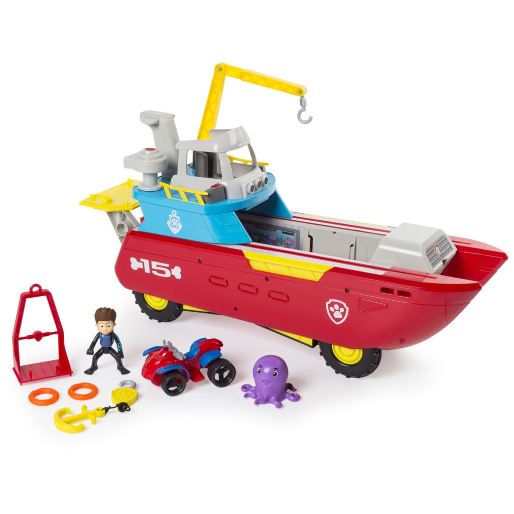 Paw Patrol Sea Patroller ($60)