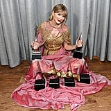 2019: Taylor Swift Became the Most Awarded Artist at the AMAs