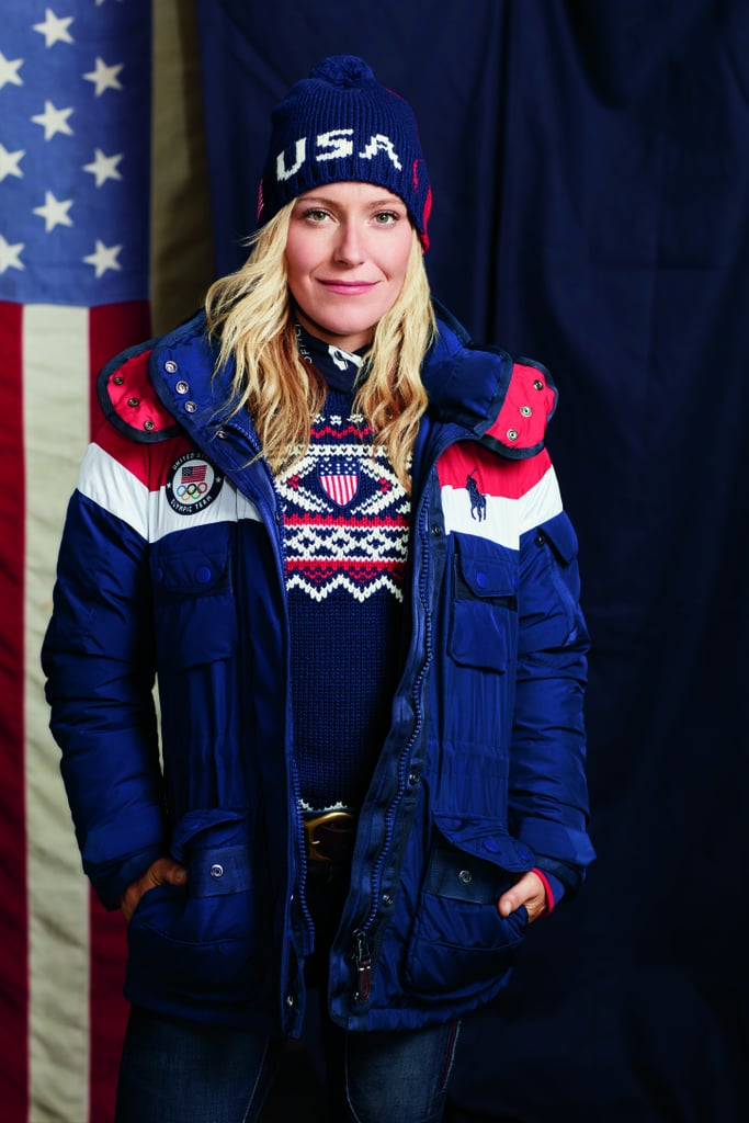 """The USA Opening Ceremony Gloves Seem to Be """"on the Fringe"""" of Cool, If You Know What We Mean"""