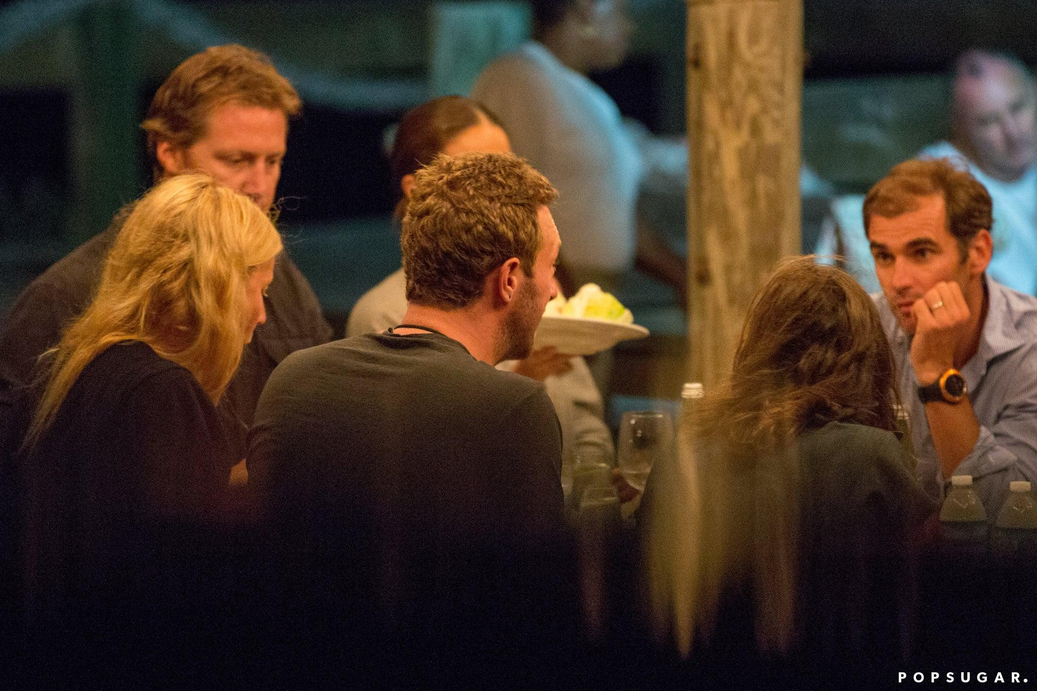 Photos: Gwyneth and Chris's Postbreakup Bahamas Trip