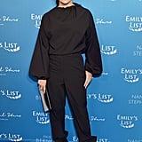 Evan Longoria at the 2020 Emily's List Pre-Oscars Event