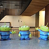 So do the Toy Story aliens.