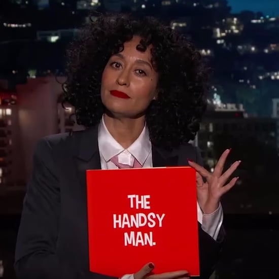 Tracee Ellis Ross Reads Sexual Assault Children's Book