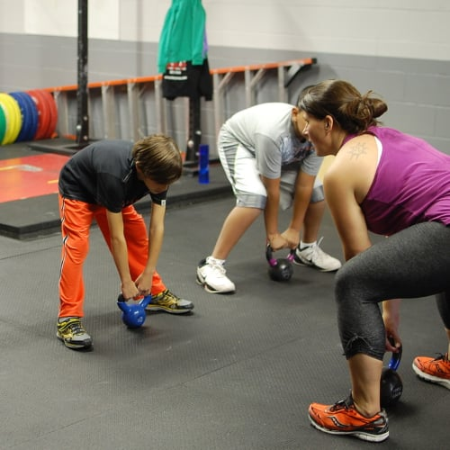 Is CrossFit For Kids Healthy?