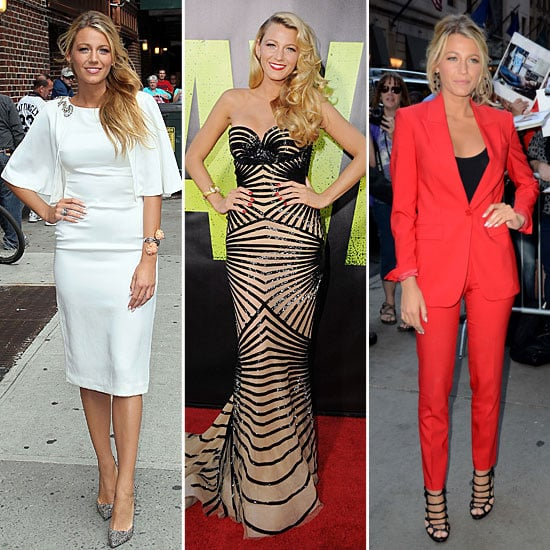 Hollywood Knockout: Blake Lively Stuns as Savages Goes on Tour