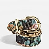 Topshop Tapestry Belt