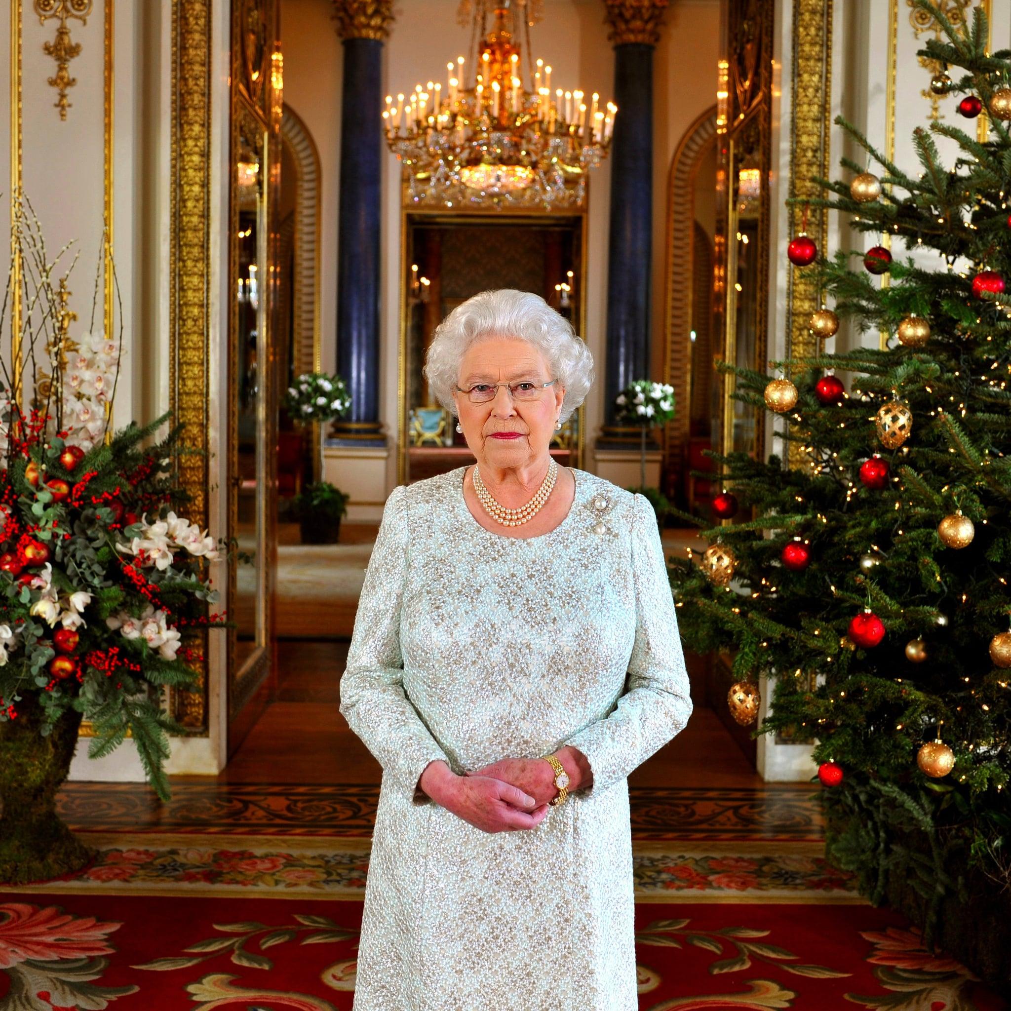 How Royal Family Decorates Christmas