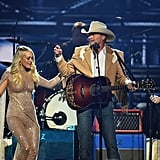 Carrie Underwood at the 2017 CMAs Pictures