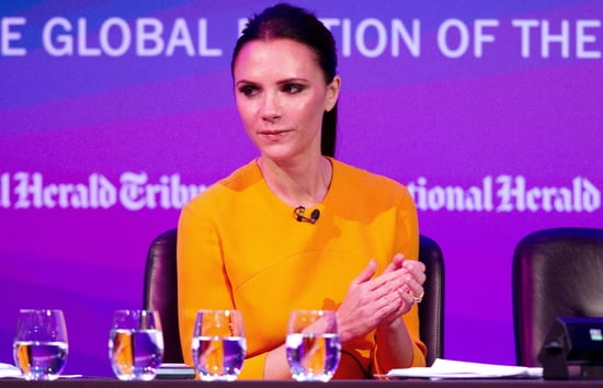 Victoria Beckham Works with Her Design Team Over Skype, Revealed She Has Male Designer Friends Who Try On the Dresses They Make