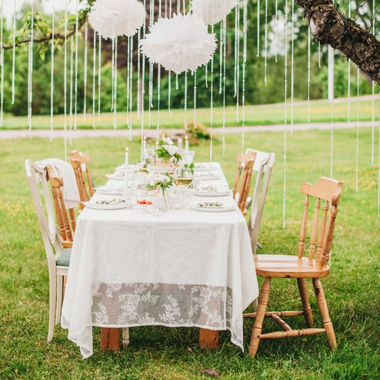 10 Commandments of DIY Wedding Decor