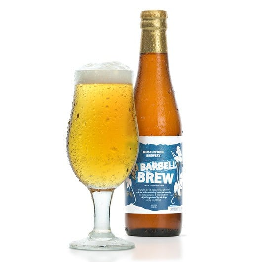 High Protein Low Carb Barbell Brew Beer Popsugar Fitness