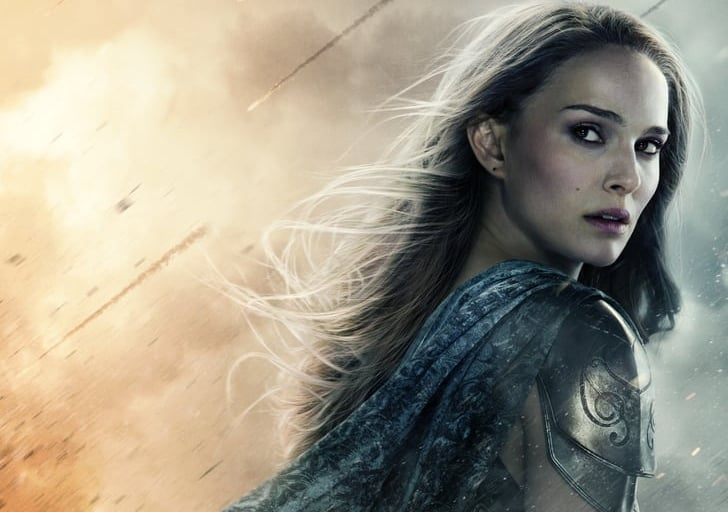 """In """"Hell Yes"""" News, Natalie Portman Will Play the Mighty Thor in the Fourth Thor Film"""