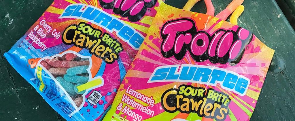 "Nothing Screams ""Sugar Rush!"" Like These Slurpee-Flavored Gummi Worms"