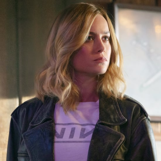 What Does Captain Marvel's NIN Shirt Mean?