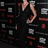 Anne V stepped out in NYC for the screening of Killing Them Softly.