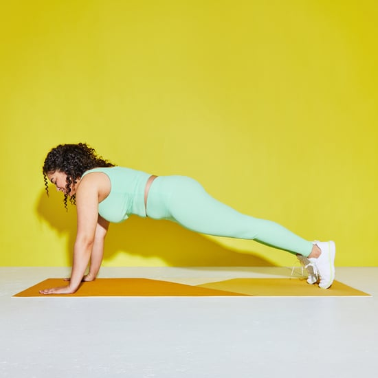 Charlee Atkins Teaches Us How to Do a Perfect Push-Up