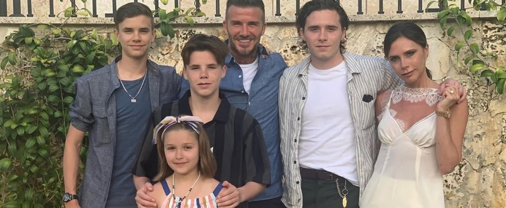 How Many Kids Do Victoria and David Beckham Have?