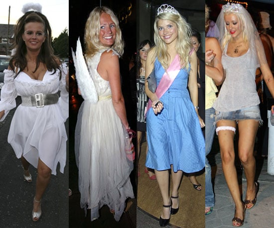 Who Wore The Best Hen Party Outfit