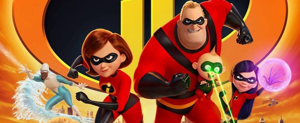 Incredibles 2 Cast