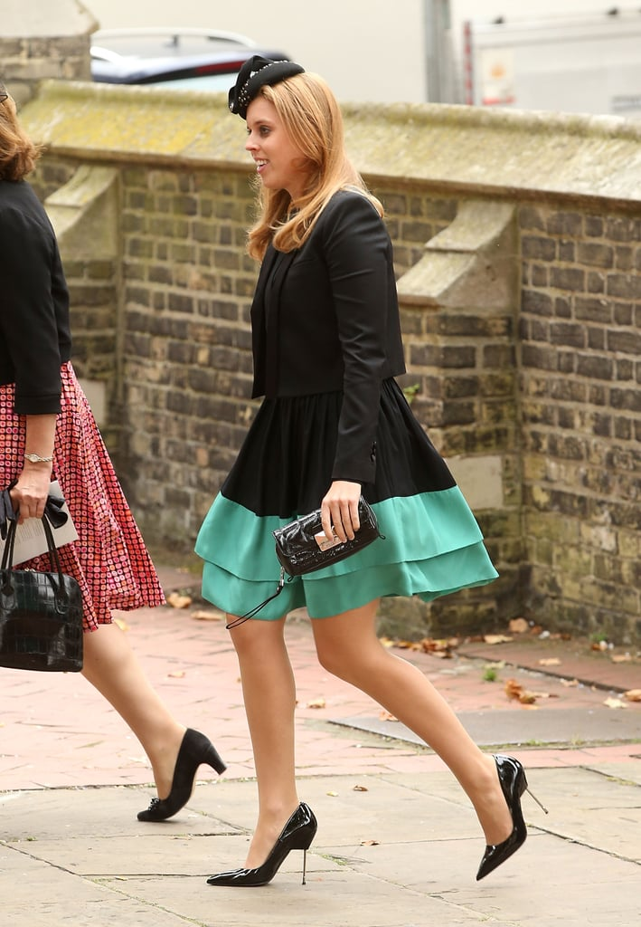 Let Your Leather Pumps Be the Most Eye-Catching Part of Your Outfit