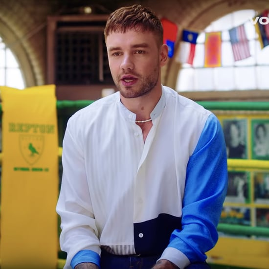 Watch Liam Payne Speak About Being a Young Father