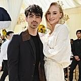 Sophie Turner and Joe Jonas Married